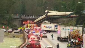 Authorities confirm multiple fatalities in Amtrak train derailment