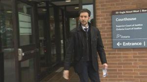 Pot-eating ex-Toronto cop sentenced to house arrest