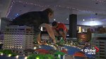 Quebec City father and son build largest exposition of miniature cities