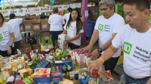 Food, cash and time: things you can donate to your local food bank