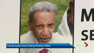 Family seeks help finding missing Toronto father