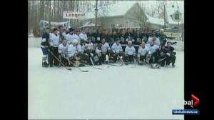 A look back at the history of the World's Longest Hockey Game