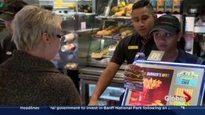 McDonald's Canada announces new Alberta jobs