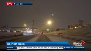 Global Calgary cruiser cam: Friday morning commute