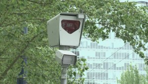 Red light camera revenue won't go to ICBC