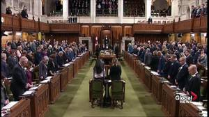 House of Commons observes moment of silence for Ecole Polytechnique