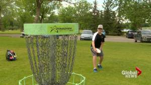 Lethbridge disc golf star ready to take on the world