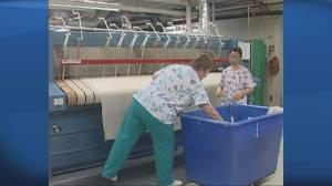 Controversial privatization of Okanagan hospital laundry goes ahead (02:16)