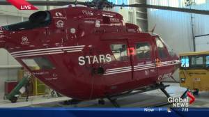 Lorraine on Location (1/4): STARS Ambulance Lethbridge lottery home draw