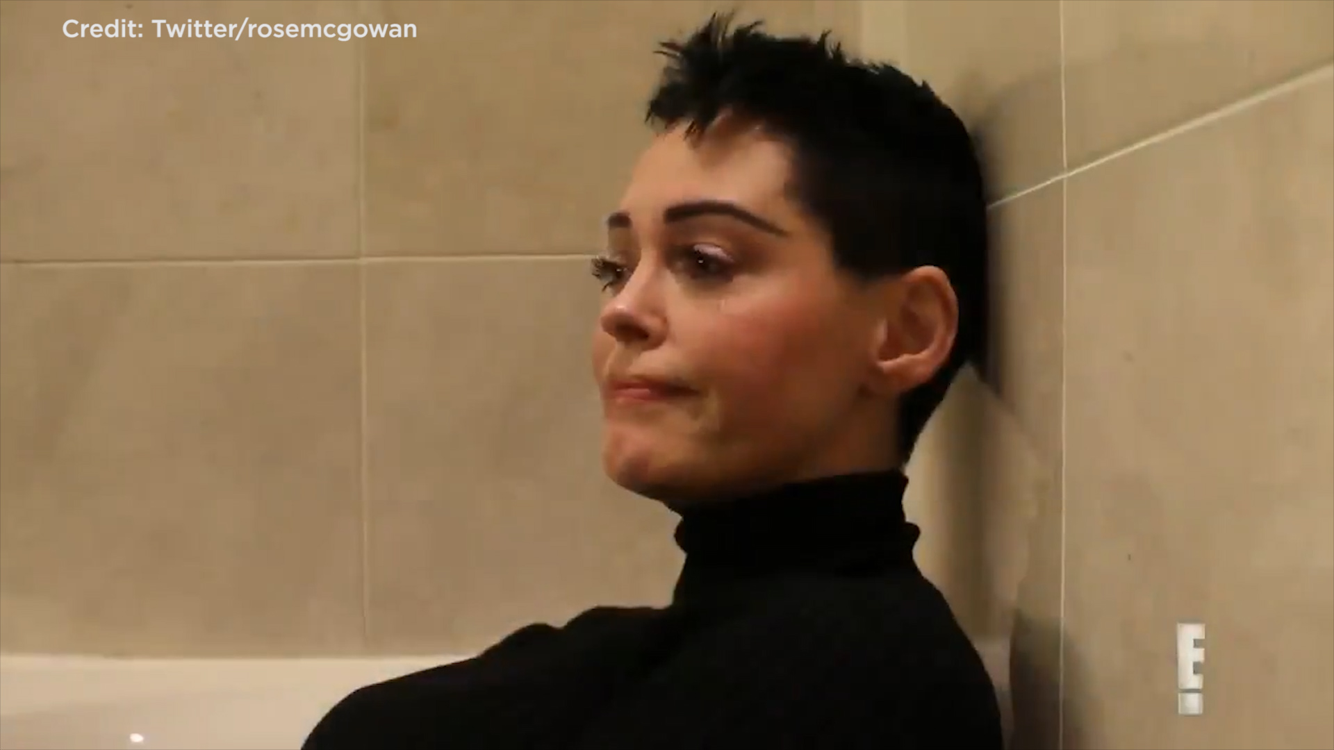 Rose McGowan Does Not Believe The System Can Change From Within