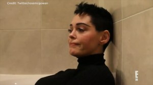 Rose McGowan debuts trailer for 'Citizen Rose'