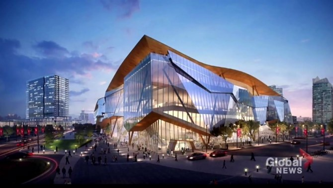 Challenges for Calgary Stampede expected as BMO Centre expansion design team announced