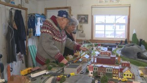 N.B. senior keeps his health on track by taking up model train hobby