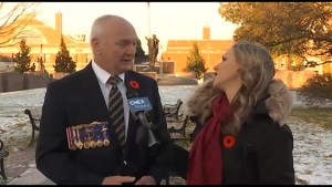 Local historians say respect for Remembrance Day growing among younger generations