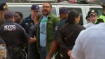 Democratic congressmen arrested at Trump Tower immigration protest