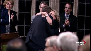 'God bless you Gord, we will miss you': MP Elizabeth May
