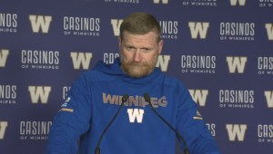 RAW: Blue Bombers Mike O'Shea Media Briefing – May 18