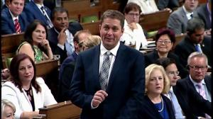 Scheer says party will 'save local businesses', fight tax reform