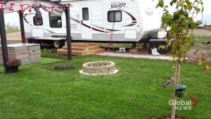 RV resort development dispute leaves Alberta campers caught in the middle