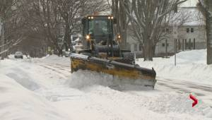 Halifax residents digging out after blizzard