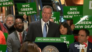 New York mayor threatens to fine Trump over pollution