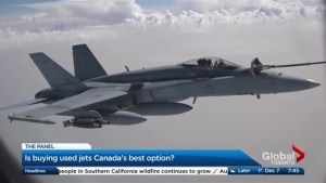 Should Canada buy second hand jets from Australia?
