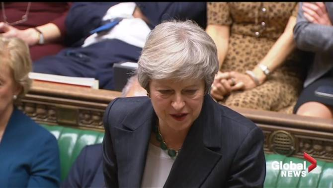 Here's what's included in the draft Brexit deal - National ...