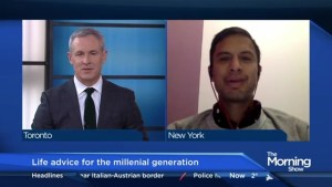 Former Wall Streeter quits job and has life advice for millennial generation
