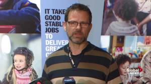 CUPE Local 79 President Tim Maguire updates talks with City says deadline extended