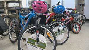 Community steps up after bikes stolen from Regina school