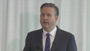 Burnaby MP enters race for Vancouver mayor