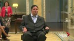 Calgary MP Kent Hehr recovering after suffering a seizure