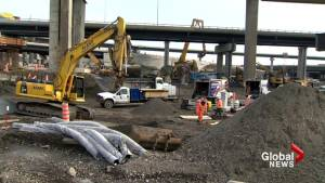More closures on the horizon as work on the new Turcot Interchange moves forward