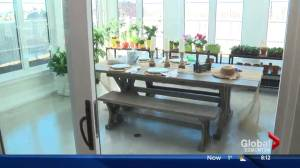 Lorraine on Location: Full House Lottery Showhome #2 bedroom and greenhouse tour (Part 3 of 4) (02:57)