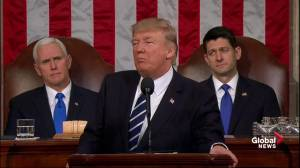 Trump Congress Speech: Trump says he strongly supports NATO