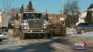Efforts will tackle Edmonton's slippery side streets