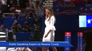 Melania Trump accused of plagiarism following RNC speech