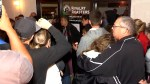 California bar shooting: Vigil held for victim outside his coffee shop