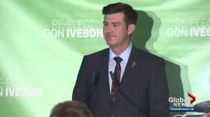 Edmontonians re-elect Don Iveson as mayor