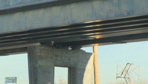 Dorval overpass partially opens