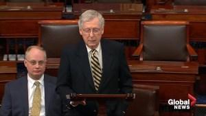Republicans block U.S. Senate Democrats' move to make Mueller report public