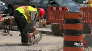 Brace for traffic headaches as 58 construction projects take over Toronto streets