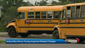 York region students talk after school bus driver charged in connection with alcohol-related crash