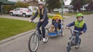 Variety Week: Special needs bike trailer