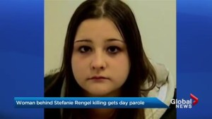 Day parole granted for woman who masterminded Stefanie Rengel murder