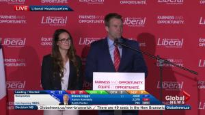 New Brunswick election: Brian Gallant says there's 'uncertainty' in results