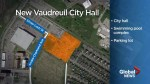Vaudreuil-Dorion getting new city hall