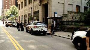 Police respond to stabbing in Pittsburgh