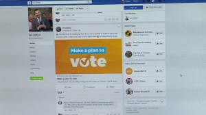 MPP  Candidates using social media to earn votes