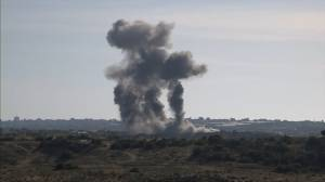 Multiple explosions rock Gaza-Israel border as tensions continue to mount